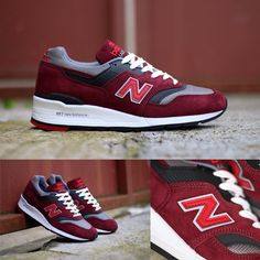 New Balance M997CRG Made in USA  Last Sizes US10/EU44 US10.5/EU44.5 Price : 90  For more info or ordering please email to sneakerdreamnl@outlook.com Thank You  #teamnewbalance #teamnb #soleonfire #sneakerhead #newbalance #newbalancegallery #nb #runnergang #ladsnrunners #nbgallery #nbgang #walklikeus #sneakerporn #walklikethat #sadp #soletroopers #schuhschmuck #selvagesneakers #kicksonfire #solelysneakers #snkrhds #igsneakers #snkrhd #Soleperfect #Solelicious #sneakerheaduk #sneakerporn…