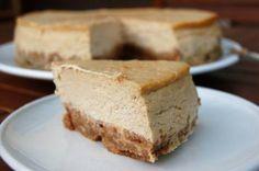 Kruidige Roomkaastaart Met Speculaas - speculaas cheesecake