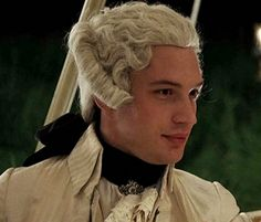 TH0025A - Marie Antoinette (2006) /  Tom Hardy as Raumont. The retelling of France's iconic but ill-fated queen, Marie Antoinette. From her betrothal and marriage to Louis XVI at 15 to her reign as queen at 19 and to the end of her reign as queen and ultimately the fall of Versailles. Stars: Tom Hardy, Kirsten Dunst, Jamie Dornan