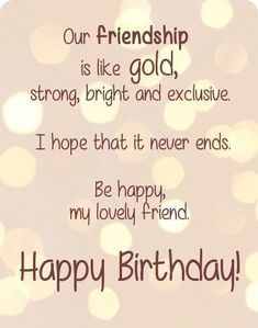 Happy Birthday Quotes Greetings Cards Pictures For Best Friend Bestfriendquotes