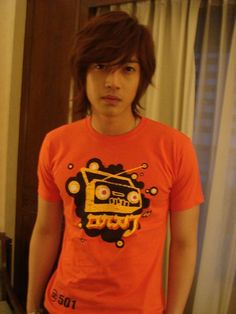 Kim Hyun Joong 김현중 ♡ Kpop ♡ Kdrama ♡ long hair ♡