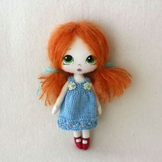 Gingermelon Dolls: LolliPoppets Pattern Giveaway!!
