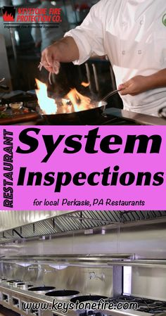 Restaurant Fire Suppression System Inspections Perkasie, PA (215) 641-0100 Local Pennsylvania Restaurants Discover the Complete Fire Protection Source.  We're Keystone Fire Protection.. Call us today!