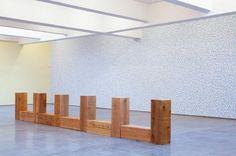 Jan 21 / Carl Andre, Dan Flavin, Sol LeWitt /  Paula Cooper Gallery, New York