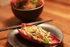 Vietnamese Banana Flower Salad