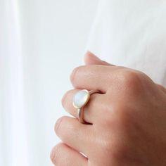 Kerry Seaton Moonstone ring