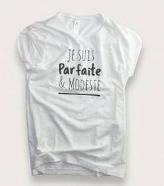 Tshirt Modeste