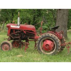 Love old tractors