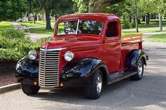 1939 Chevy Truck