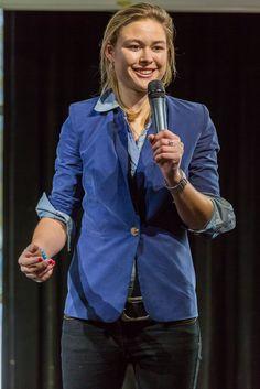 Fabienne Kipfer (Coordination Volunteers)