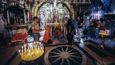 Chrześcijańscy przywódcy przez podatki zamykają kościół na miejscu pochówku Chrystusa istock Bazylika Grobu Pańskiego Przywódcy największych wyznań chrześcijańskich zamykają Bazylikę Grobu Świętego…