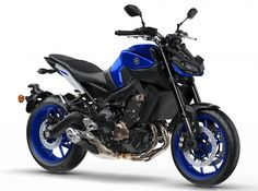 2017 Yamaha MT-09 updated for the new year – now with LED lights, quickshifter and upgraded suspension Image #559422