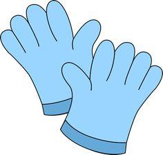 gloves outline clip art vector clip art online royalty free rh pinterest com gloves clip art free boxing gloves clipart