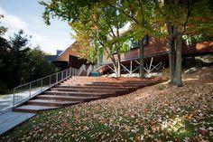 Gallery of Balnea Pavillon des arbres / Blouin Tardif Architecture-Environnement - 10