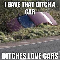 #ditch