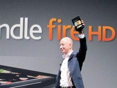 Amazon reveals new $159 Kindle Fire and 8.9-inch Kindle Fire HD (Photo: Rosa Golijan / NBC News)
