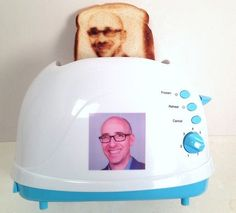 Yep. You can now put your face on a bread.