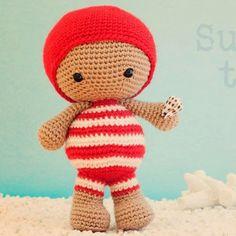 Natsu #crochet