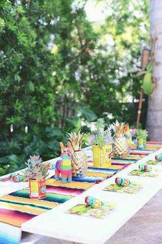 Fiesta Centerpieces