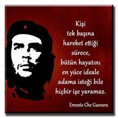 Duygusal Ernesto Che Guevara