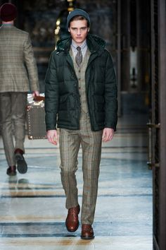 Hackett Autumn (Fall) / Winter 2014 men's