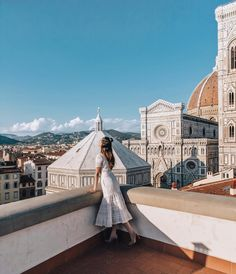 """36.4k Likes, 309 Comments - Tara Milk Tea (@taramilktea) on Instagram: """"Twirling around rooftops in Florence, Tuscany. I am pretty sure this is all a dream, and I never…"""""""