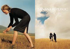 Banana Republic ad campaign, photographed by Koto Bolofo