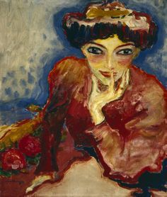 Cornelis Theodorus Maria van Dongen January 1877 – 28 May usually known as Kees van Dongen or just Van Dongen, was a Dutch painter and one of the Fauves.