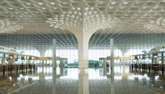 Terminal 2 - Mumbai International Airport Daytime Picture
