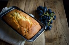 Grapefruit Plumcake