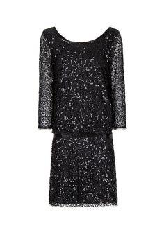 MANGO - Mini-vestido lentejuelas
