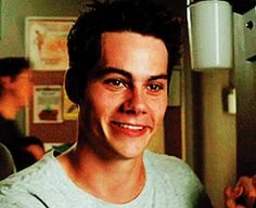 Not to mention the dad who's always breathing down your neck. | 19 Relationship Problems As Told By Stiles Stilinski