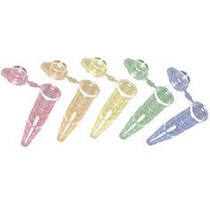 1.7mL Rainbow Microcentrifuge tubes