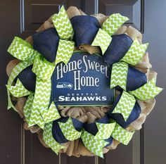 Check out this item in my Etsy shop https://www.etsy.com/listing/465587528/nfl-team-wreath-football-wreath-team