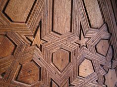 Wood carving - relief