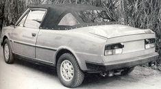 GALERIE: Seriál: Zapomenuté prototypy Škoda. Znáte tyto exotické stodvacítky? | FOTO 106 | auto.cz Convertible, Strange Cars, Love Car, Old Cars, Cars And Motorcycles, Techno, Ferrari, Automobile, Nice