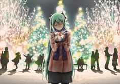A very Miku Christmas!
