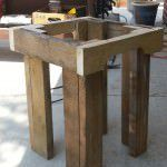 Pallet End Table Pallet Desks & Tables Pallet For Outdoor Projects