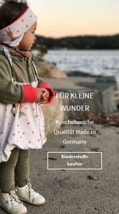 Kinderstoffe kaufen - alle Stoffe Made in Germany- So macht Nähen Spaß!