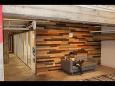 Best DIY Wall Treatment Imaginable!!! - YouTube