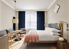 11 Howard hotel, New York, by Space Copenhagen