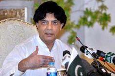 اسلام آباد (ہاٹ لائن ) وفاقی وزیر داخلہ چودھری نثار نے کہاہے کہ قومی ائیر لائن کے ذریعے منشیات سمگلن