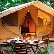 Les tentes Cabanon, camping made in France
