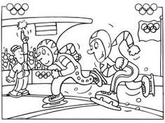 Winter olympic sports coloring pages games printable – mosshippohaven Olympic Colors, Olympic Idea, Olympic Sports, Olympic Games, Sports Coloring Pages, Coloring Sheets For Kids, Colouring Pages, Colouring Sheets, Kids Sports Crafts
