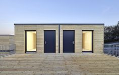 Eco-friendly Syrian refugee housing that anyone would love to call home