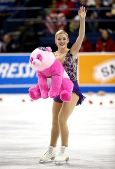 Gracie Gold Photos Photos: 2015 Prudential U. Gracie Gold, Kurt Browning, Dance Oriental, Figure Skating Quotes, Women Figure, Ladies Figure, Ashley Wagner, Figure Ice Skates, Two Ladies