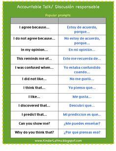 ECIS - Classroom Talk on Pinterest | Accountable Talk, Turn And Talk ...