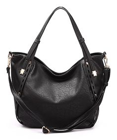 Another great find on #zulily! MKF Collection Black Bayard Tote by MKF Collection #zulilyfinds