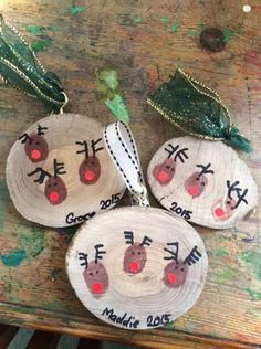 Diy christmas ornaments 224194887686939760 - 0023 Rustic DIY Wooden Christmas Ornaments Ideas Source by erinmschultz Preschool Christmas, Christmas Crafts For Kids, Diy Christmas Gifts, Holiday Crafts, Wooden Christmas Ornaments, Christmas Wood, Kids Ornament, Merry Christmas, Ideas