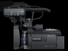 Sony HXR-NX30 camcorder- 96 GIGS- 96 GIGS?   I'm looking at this and drooling like that Wolf in that Tex Avery Cartoon back in that day.